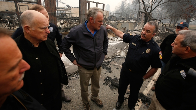 Official: California Must Mull Home Ban in Fire-Prone Areas
