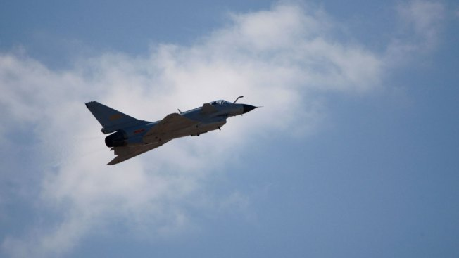 US Military Plane Intercepted by Chinese Fighter Jets