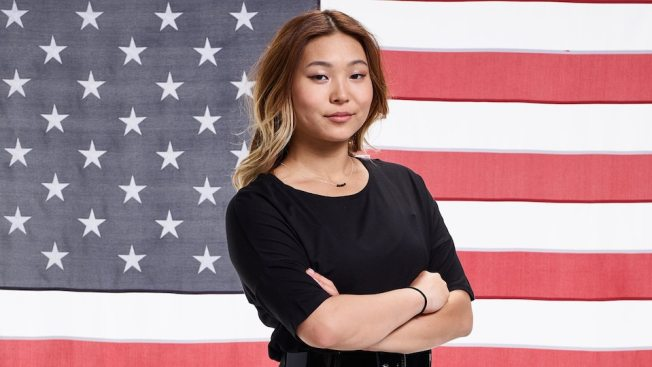 [NBCO-GalleryFeed] Model Olympian: Chloe Kim