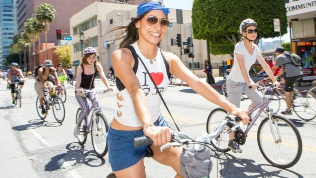Weekend: CicLAvia's 10th Roll, Eagle Rock Music Fest