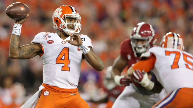 Clemson Dethrones Top-Ranked Tide, 35-31