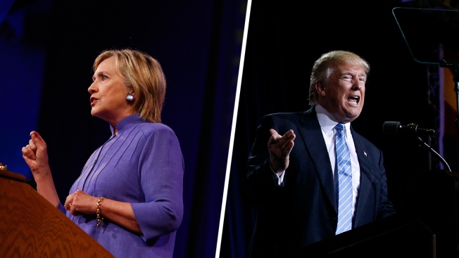Clinton, Trump Report Largest Fundraising Month Yet