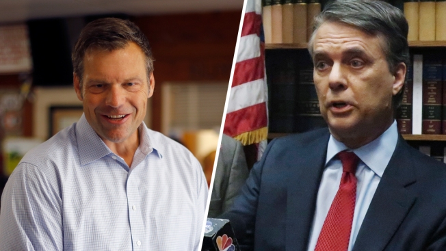 Kansas Democrats Smell Opening in Close GOP Governor's Race