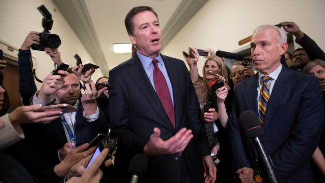 Comey: Russia Investigation Initially Looked at 4 Americans