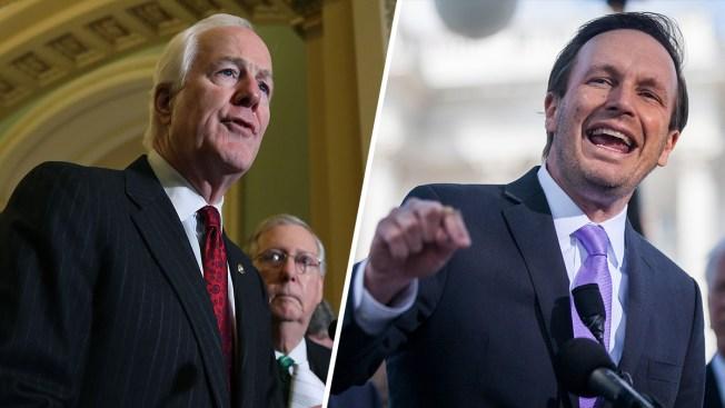 Bipartisan Group of Senators Unveil Gun Legislation