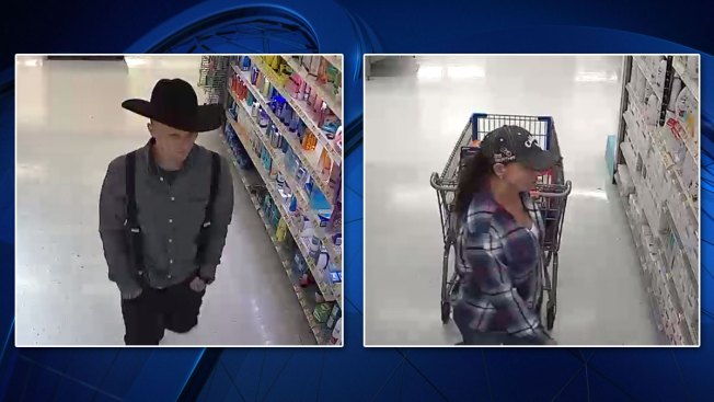 Cowboy Credit Card Thieves Stole From Senior Citizens
