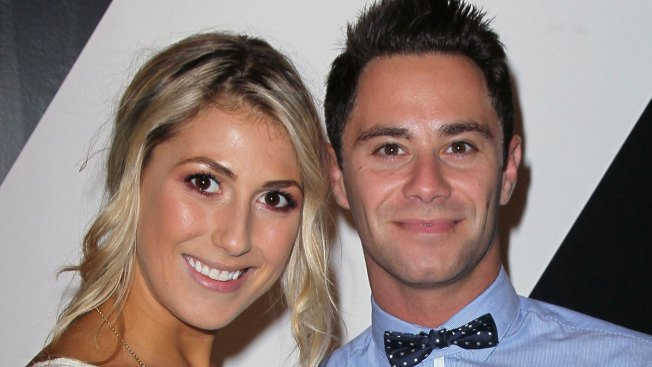 'Dancing With the Stars' Pros Emma Slater, Sasha Farber Engaged After Live On-Air Proposal