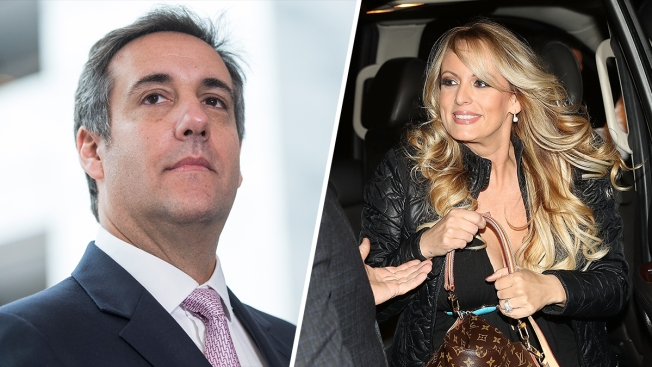 Stormy Daniels Cooperating With Feds Probing Trump Lawyer: Sources