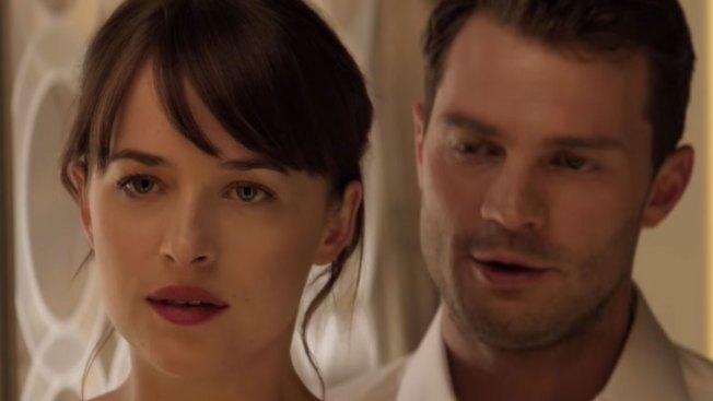 See It: '50 Shades Darker' Trailer Released