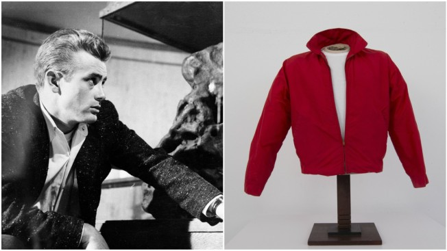 James Dean's Iconic 'Rebel Without a Cause' Jacket Up For Auction