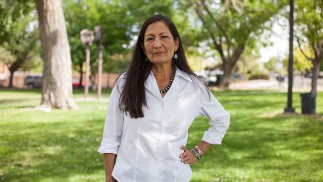 Prospect of Native Congresswoman Galvanizes American Indians