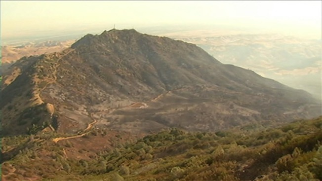 Mount Diablo State Park Reopens After Morgan Fire