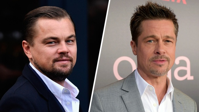 Leonardo DiCaprio, Brad Pitt to Star in Tarantino's Charles Manson Movie