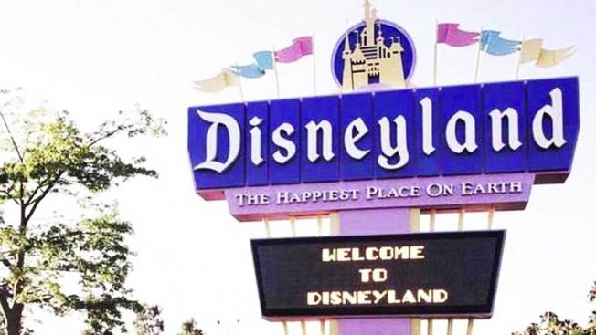 Legionnaires' Disease Found Among Disneyland Visitors