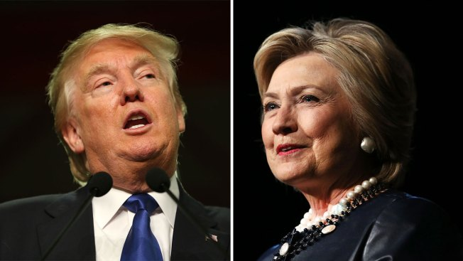 Welcome to the Trump-Clinton Conspiracy Election