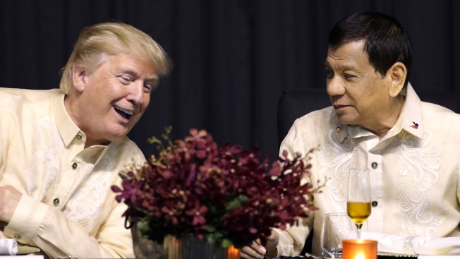 Palace insists no mention of human rights topic in Duterte-Trump meet