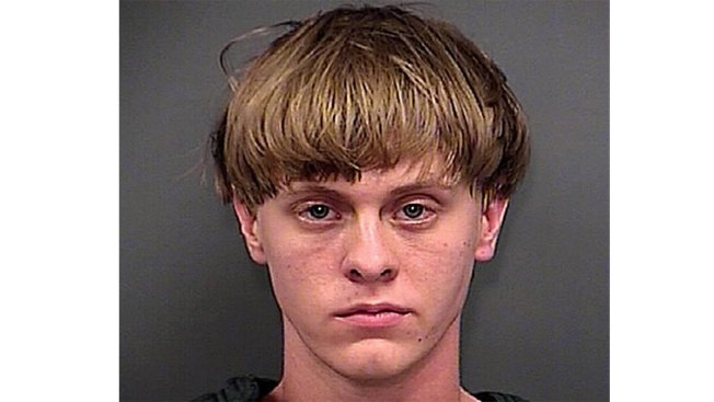 Accused Charleston Church Gunman Assaulted in Jail