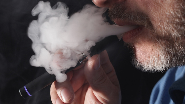 Vapers Seek Relief From Nicotine Addiction in — Wait for It — Cigarettes