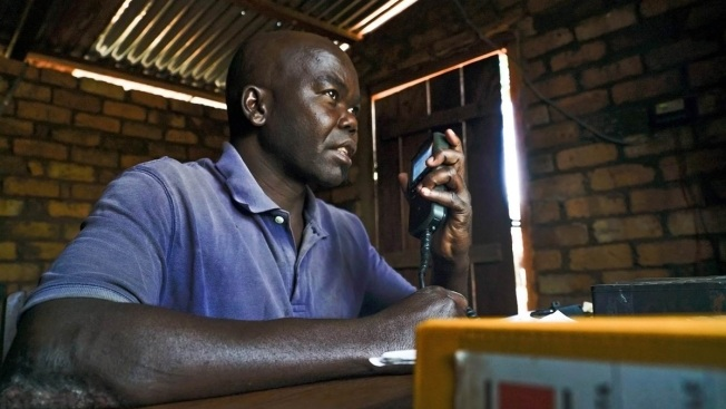 For Remote African Villages, Radio Network Both Warns of Attacks and Tracks Ebola