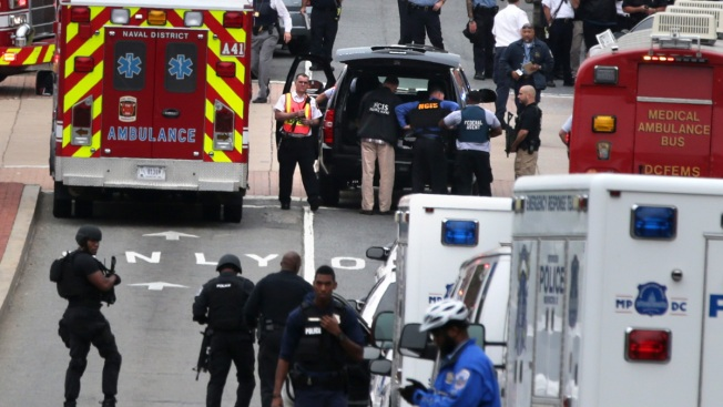 Navy Yard Shooting: Inside the NAVSEA Operation That Was Attacked