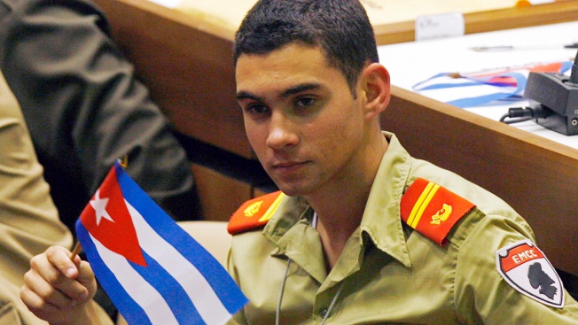 Elian Gonzalez Is on 1st Trip Abroad Since Reunion With Dad
