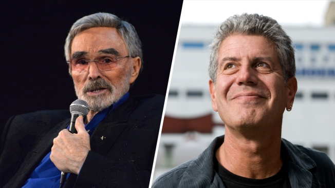 Anthony Bourdain, Burt Reynolds Honored During 2018 Emmys 'In Memoriam' Tribute