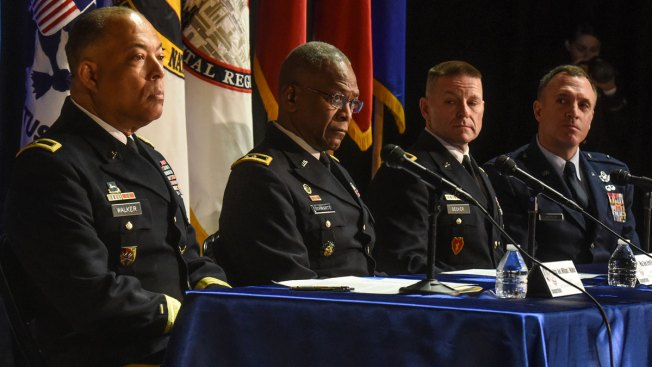 Head of DC National Guard to Step Down During Inauguration