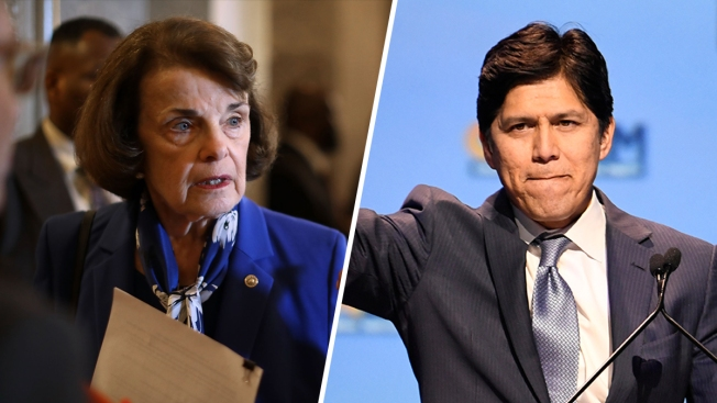In Snub to Feinstein, California Democratic Party Endorses De Leon