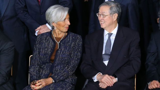 IMF members drop vow to fight protectionism