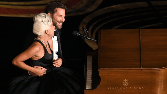 Lady Gaga: Bradley Cooper Duet Was Acting, Not Love