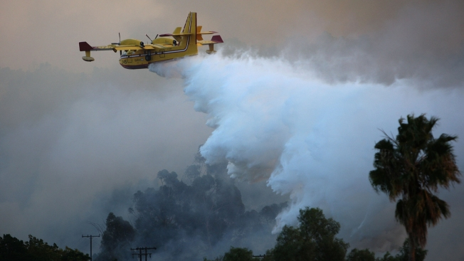 Blue Cut Fire: Where Are the Super Scoopers?