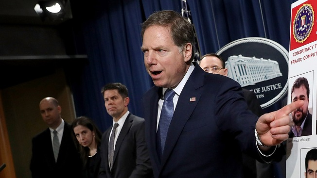 Geoffrey Berman, Manhattan's Top Federal Prosecutor, Recused From Michael Cohen Probe