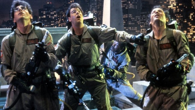 'Ghostbusters' Fans to Cross Streams in Culver City