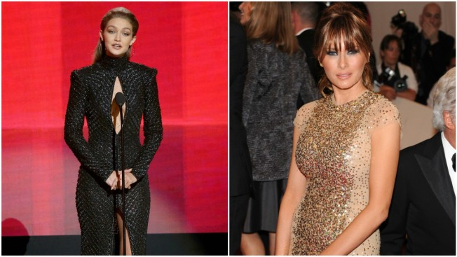Gigi Hadid Offers Half-Hearted Apology for Mocking Melania Trump at AMAs
