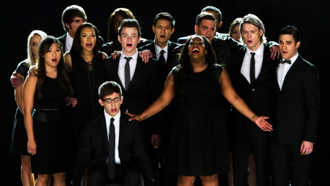 """""""Glee"""" Recap: Rachel and the New Directions Say Farewell to Finn Hudson"""