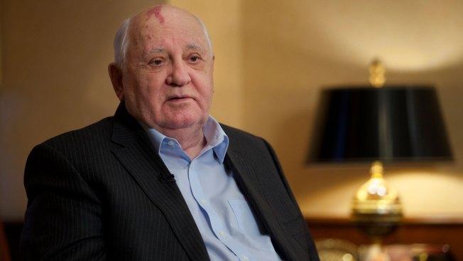 'World Is Preparing for War,' Ex-Soviet Leader Gorbachev Warns