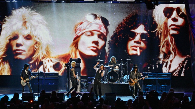 Guns N' Roses Sues Brewery Over Its 'Guns 'N' Rosé' Beer