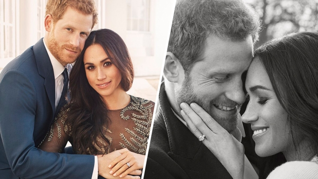 Harry, Meghan Choose Wedding Photographer With Royal Link