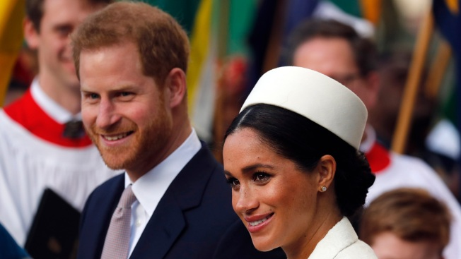 Prince Harry, Meghan Aim to Keep Baby Arrival Plans Private