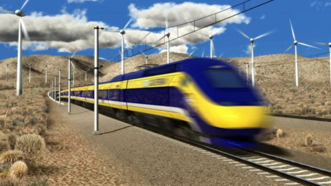 High Speed Rail Chair Downplays Financial Uncertainty