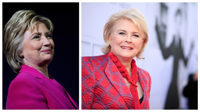 Hillary Clinton Appears on Premiere of 'Murphy Brown' Reboot