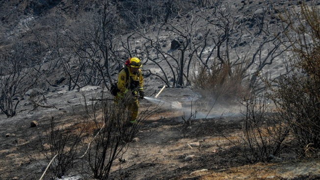 Holy Fire Progress Slowed as Containment Increases