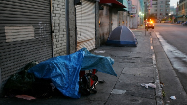 Man Pleads Not Guilty to Murder in Death of Homeless Man Whose Tent Was Set on Fire