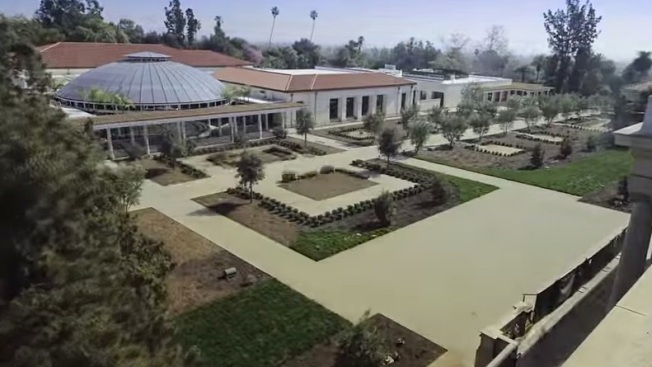 Huntington Gardens Expansion: See the Time-Lapse