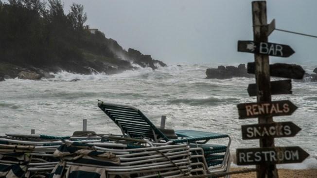 Bermuda Damaged by Hurricane Nicole, Seeks Quick Recovery