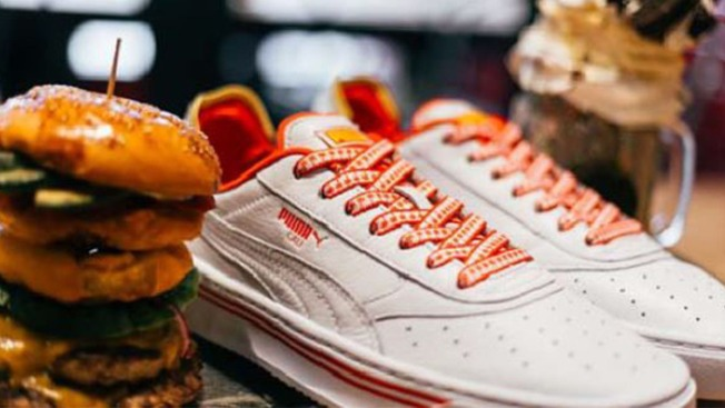 In-N-Out Files Trademark Lawsuit Over Puma's New Drive-Thru Shoes
