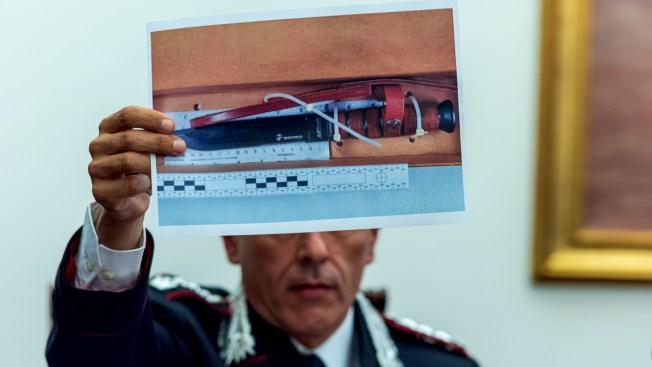 American Teen's Lawyer in Italy Drops Bid for Release