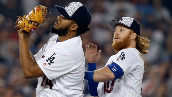 Kenley Jansen and Justin Turner to Address Media on Wednesday About Decision to Re-Sign With Dodgers