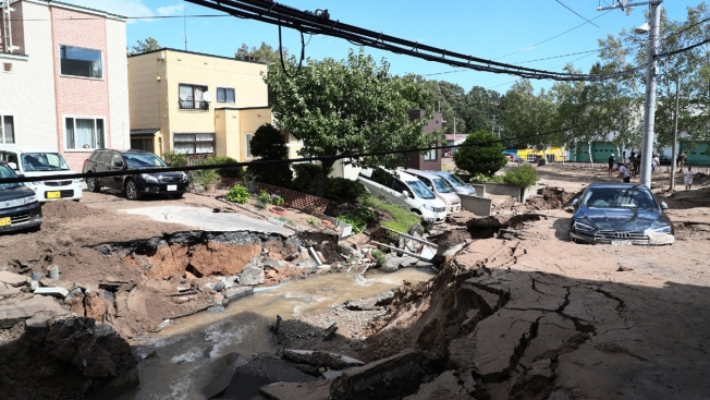Big Quake Hits Northern Japan, Leaving at Least 9 Dead, Dozens Missing