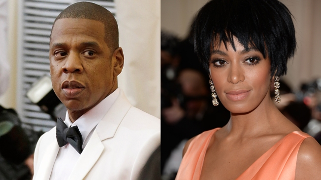 Solange Knowles Physically Lashes Out at Jay Z in Elevator: Report